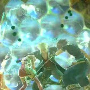 Final Fantasy 13-2 Gameplay