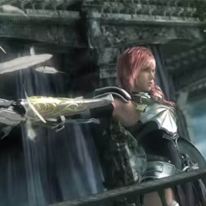 Final Fantasy 13-2 Lightning
