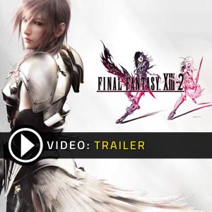 Acheter Final Fantasy 13-2 Clé Cd Comparateur Prix