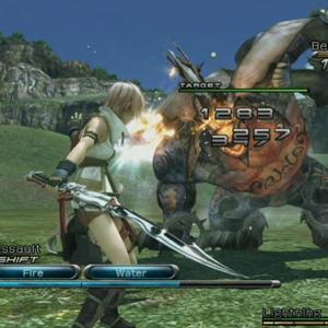 Final Fantasy 13 Combat