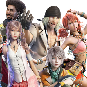 Final Fantasy 13 Personnages