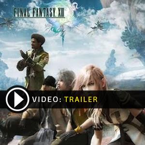 Acheter Final Fantasy 13 Clé CD Comparateur Prix