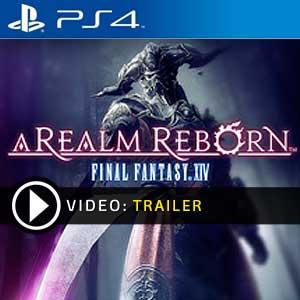 Final Fantasy 14 A Realm Reborn PS4 en boîte ou à télécharger