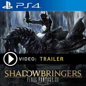 Final Fantasy 14 Shadowbringers PS4 en boîte ou à télécharger
