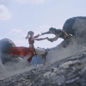 Final Fantasy 14 Stormblood Sur la plage