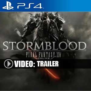 Final Fantasy 14 Stormblood PS4 en boîte ou à télécharger