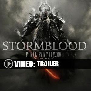 Acheter Final Fantasy 14 Stormblood Clé Cd Comparateur Prix