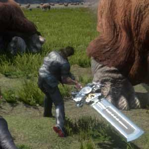 Fantasy 15 PS4 Faune Hostile