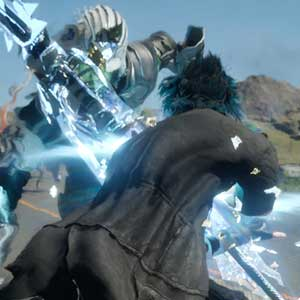 Final Fantasy 15 Xbox One Combat