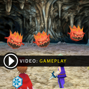 Final Fantasy 3 Gameplay Video