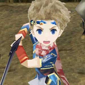 Final Fantasy 4 Caractère Ceodore