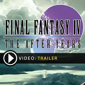 Acheter Final Fantasy 4 Les Années Suivantes Clé Cd Comparateur Prix