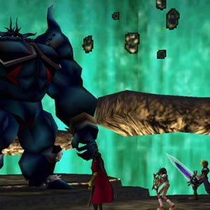 FINAL FANTASY 7 ff7 tour par tour