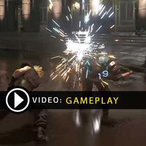 Final Fantasy 7 Remake Gameplay Video