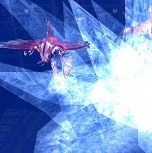 Final Fantasy Poussière de diamant