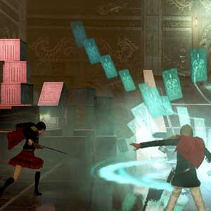 Final Fantasy Type 0 HD Interface