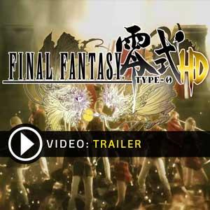 Acheter Final Fantasy Type 0 HD Clé Cd Comparateur Prix