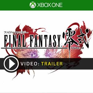 Acheter Final Fantasy Type-0 HD Xbox One Code Comparateur Prix
