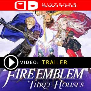 Fire Emblem Three Houses Nintendo Switch Prices Digital or Box Edition