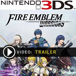 Fire Emblem Warriors New