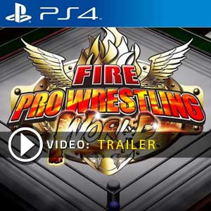Acheter Fire Pro Wrestling World PS4 Comparateur Prix