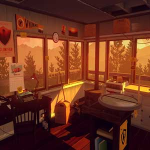 FireWatch PS4 Tour d'observation