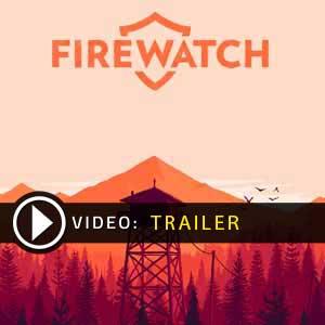 Acheter Firewatch Clé Cd Comparateur Prix