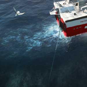 Pêche virtuelle en Barents Sea