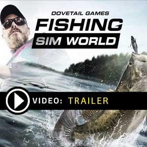 Acheter Fishing Sim World Clé CD Comparateur Prix