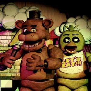 Five Nights at Freddys Personnage