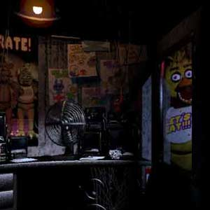 Five Nights at Freddys Gameplay