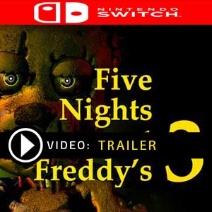 Five Nights at Freddys 3 Nintendo Switch Prices Digital or Box Edition