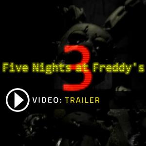 Acheter Five Nights at Freddys 3 Clé Cd Comparateur Prix