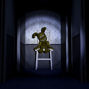 Five nights at freddys 4 - Découverte