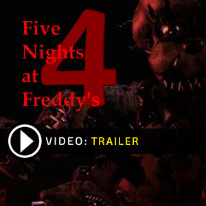 Acheter Five Nights at Freddys 4 The Final Chapter Clé Cd Comparateur Prix