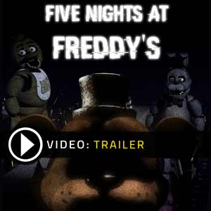 Acheter Five Nights at Freddys Clé Cd Comparateur Prix