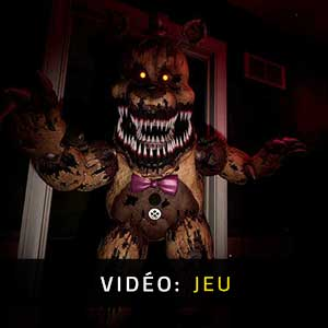 Five Nights at Freddy's VR Help Wanted Vidéo de gameplay