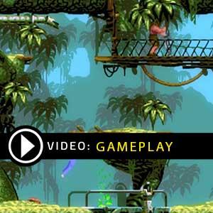 Flashback 25th Anniversary PS4 Gameplay Video