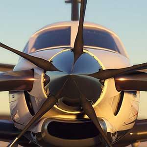 Les avions de Microsoft Flight Simulator