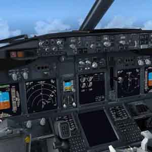 Flight Simulator X Gameplay