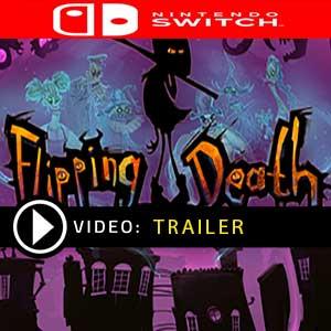 Flipping Death Nintendo Switch en boîte ou à télécharger