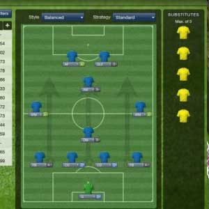 Football Manager 2013 Stratégie