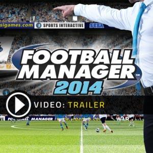 Acheter Football Manager 2014 clé CD Comparateur Prix