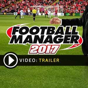Acheter Football Manager 2017 Clé Cd Comparateur Prix