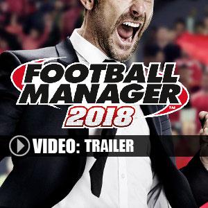 Acheter Football Manager 2018 Clé Cd Comparateur Prix
