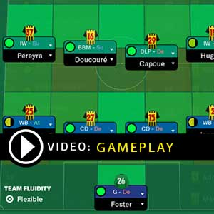 Football Manager 2019 Touch Gameplay Video