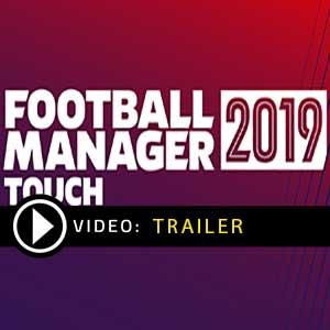 Acheter Football Manager 2019 Touch Clé CD Comparateur Prix