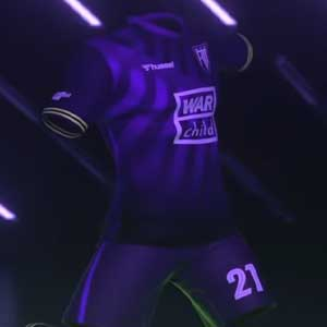 Football Manager 2021 Uniforme