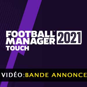 Football Manager 2021 Touch Bande-annonce vidéo