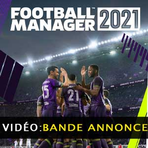 Football Manager 2021 Bande-annonce vidéo